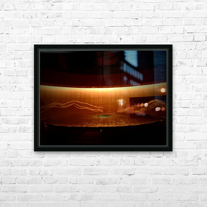 Adams Ale HD Sublimation Metal print with Decorating Float Frame (BOX)