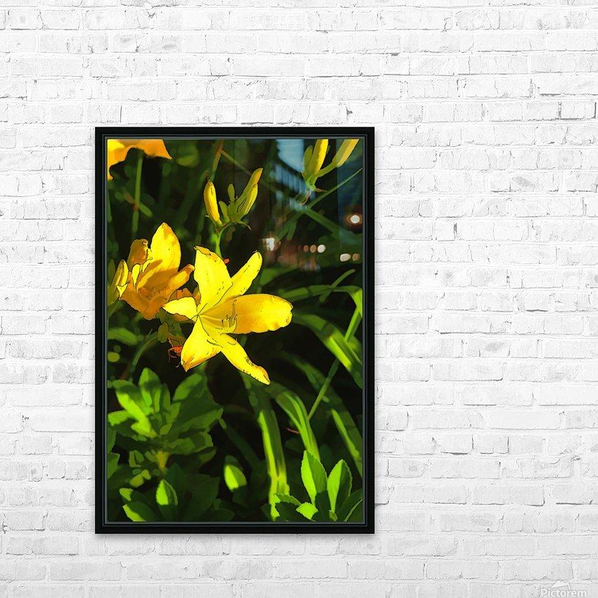 pot luck tom prendergast HD Sublimation Metal print with Decorating Float Frame (BOX)