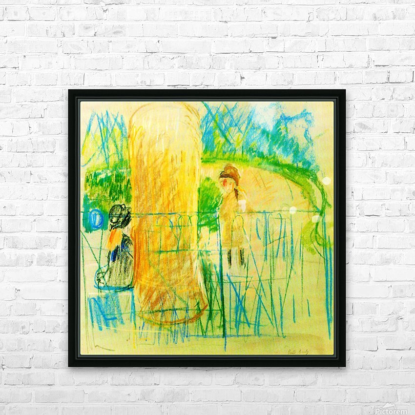 Art201 HD Sublimation Metal print with Decorating Float Frame (BOX)