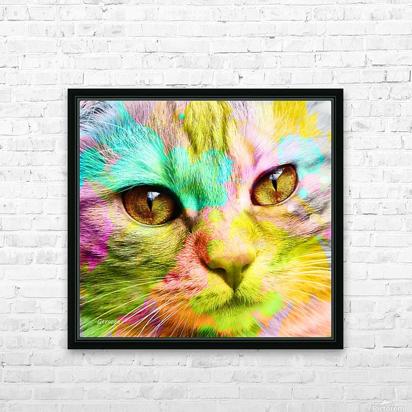 Art220 HD Sublimation Metal print with Decorating Float Frame (BOX)