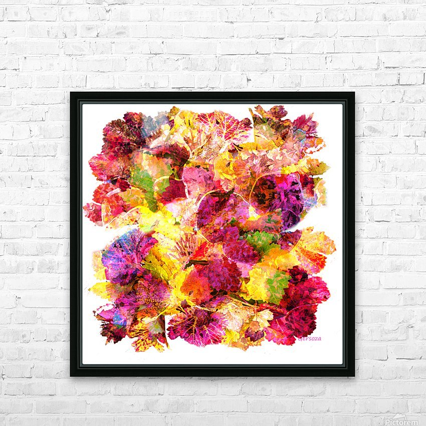 Art222 HD Sublimation Metal print with Decorating Float Frame (BOX)