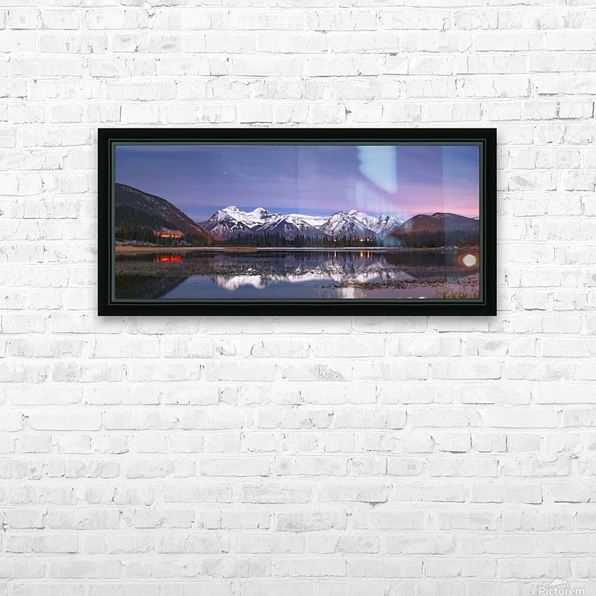 A better dream HD Sublimation Metal print with Decorating Float Frame (BOX)