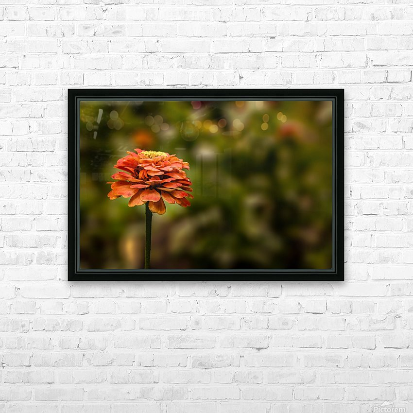 The Dreamer HD Sublimation Metal print with Decorating Float Frame (BOX)