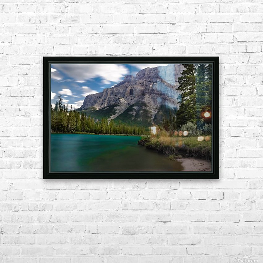 Wake me up, I am dreaming HD Sublimation Metal print with Decorating Float Frame (BOX)