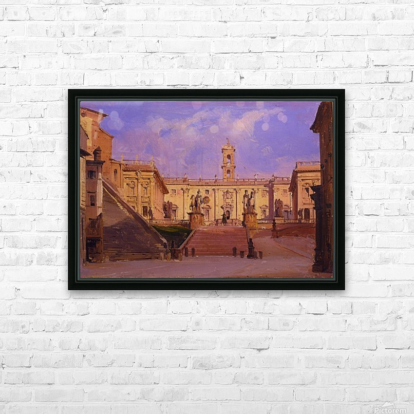 From Venice to Orient HD Sublimation Metal print with Decorating Float Frame (BOX)