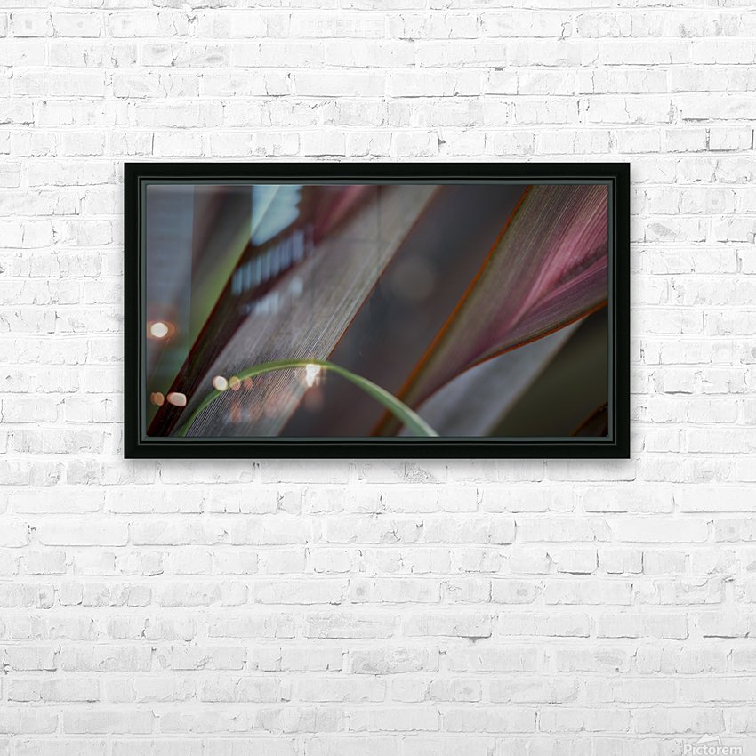 --- HD Sublimation Metal print with Decorating Float Frame (BOX)