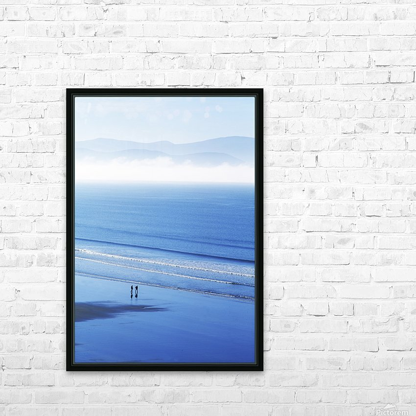 Inch Beach, Dingle Peninsula, County Kerry, Ireland HD Sublimation Metal print with Decorating Float Frame (BOX)