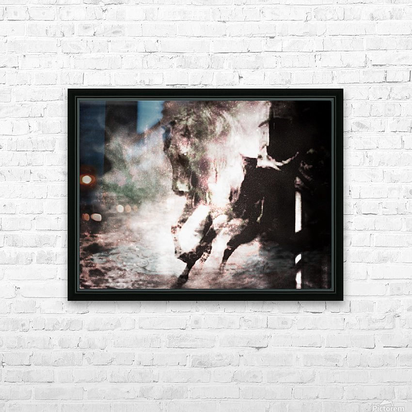 his only friend HD Sublimation Metal print with Decorating Float Frame (BOX)
