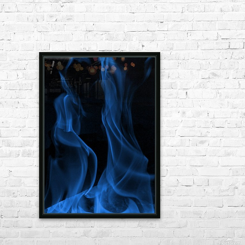 Embraced HD Sublimation Metal print with Decorating Float Frame (BOX)