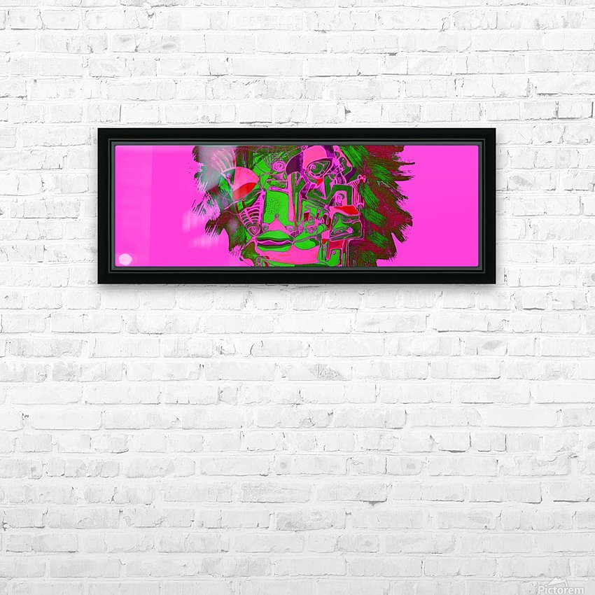 Fascia HD Sublimation Metal print with Decorating Float Frame (BOX)