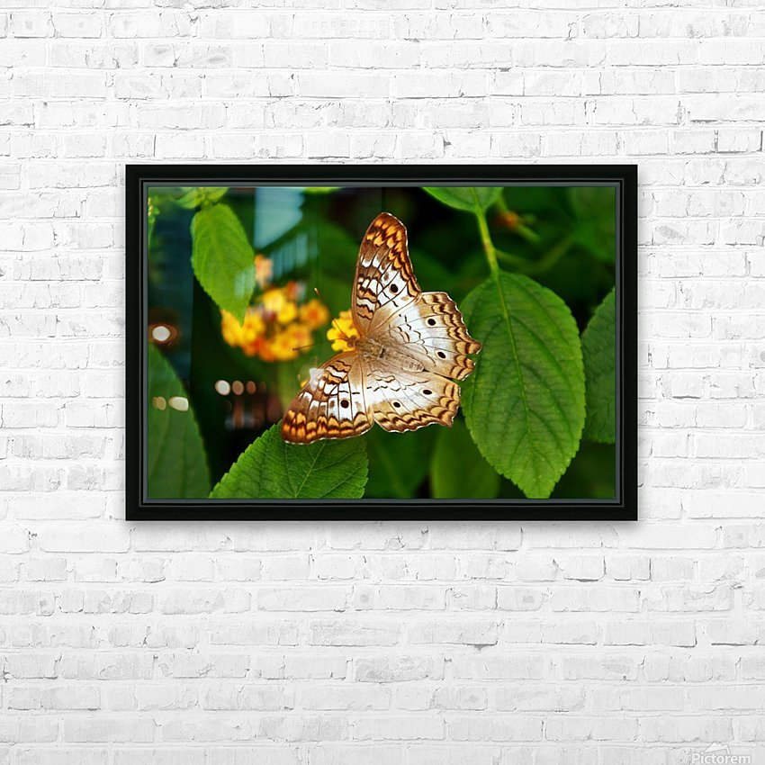 BPS-0015 HD Sublimation Metal print with Decorating Float Frame (BOX)