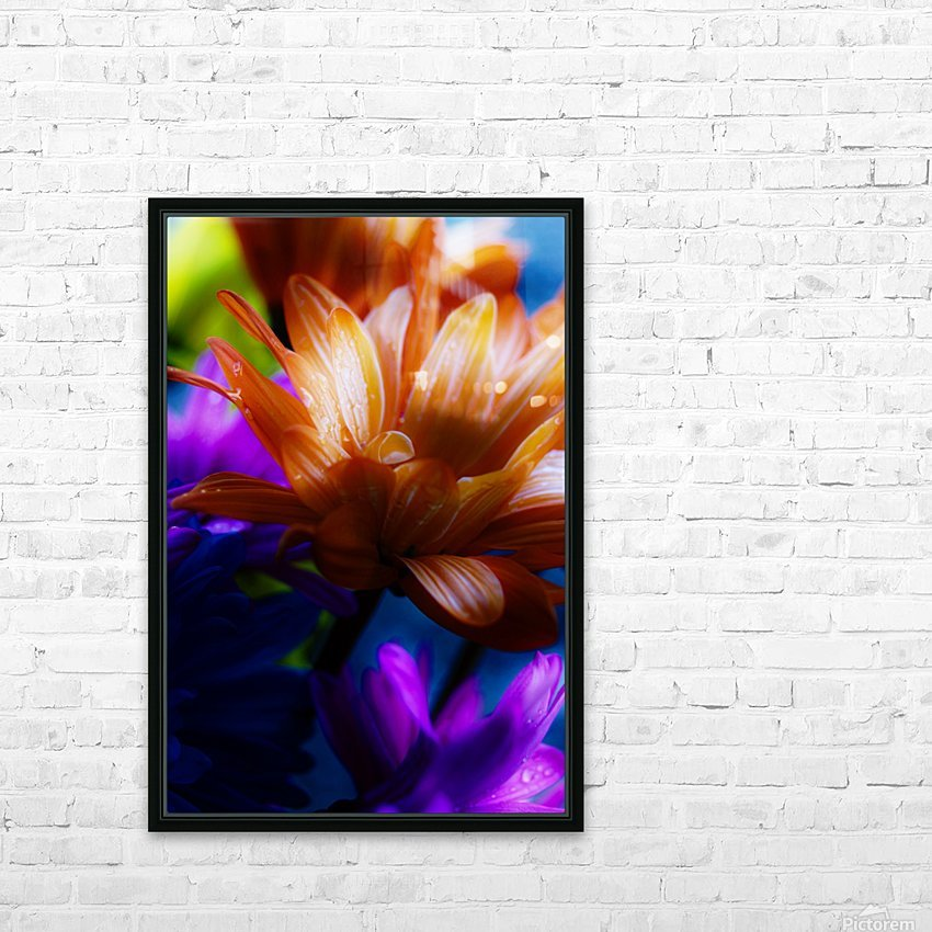 FPS-0059 HD Sublimation Metal print with Decorating Float Frame (BOX)