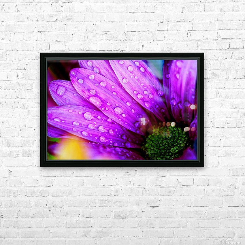 FPS-0068 HD Sublimation Metal print with Decorating Float Frame (BOX)