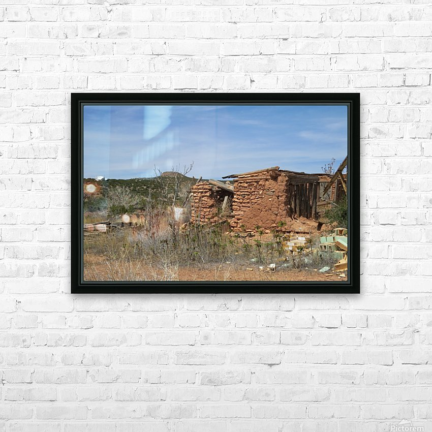 Jemez Mountains VP16 HD Sublimation Metal print with Decorating Float Frame (BOX)