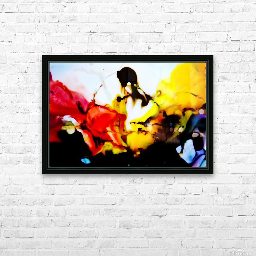 MPS-003 HD Sublimation Metal print with Decorating Float Frame (BOX)