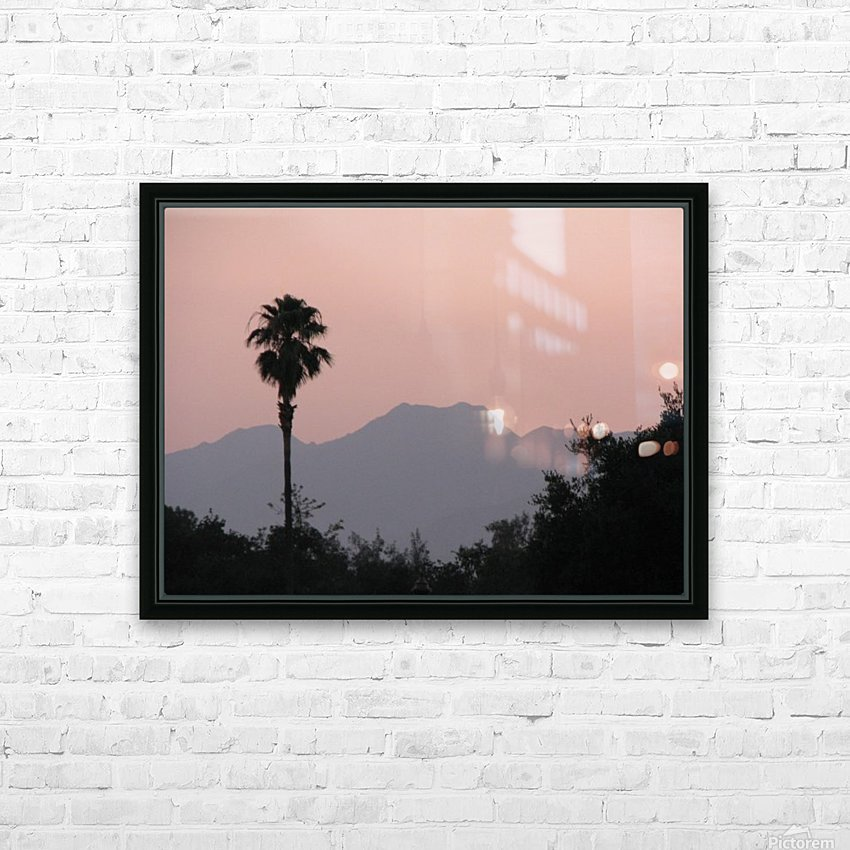 Ojai, California VP1 HD Sublimation Metal print with Decorating Float Frame (BOX)