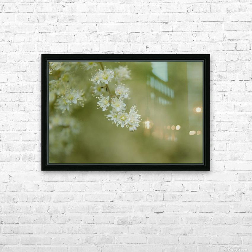 Oceanspray HD Sublimation Metal print with Decorating Float Frame (BOX)