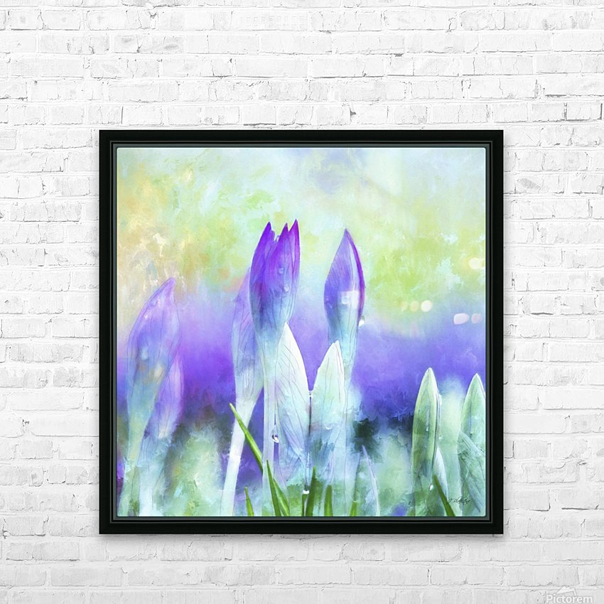 Promises Kept - Spring Art by Jordan Blackstone HD Sublimation Metal print with Decorating Float Frame (BOX)