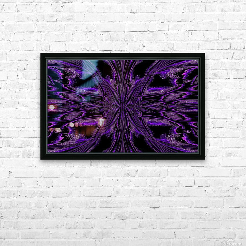 PSYKHE Goddess of the Butterflies 18 HD Sublimation Metal print with Decorating Float Frame (BOX)