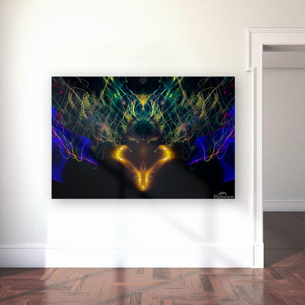 OWL MESSENGER  Art