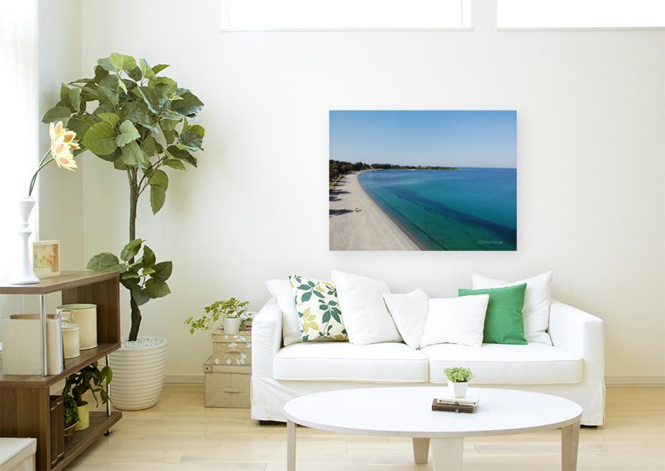 Greece coast near Lefkada  Art