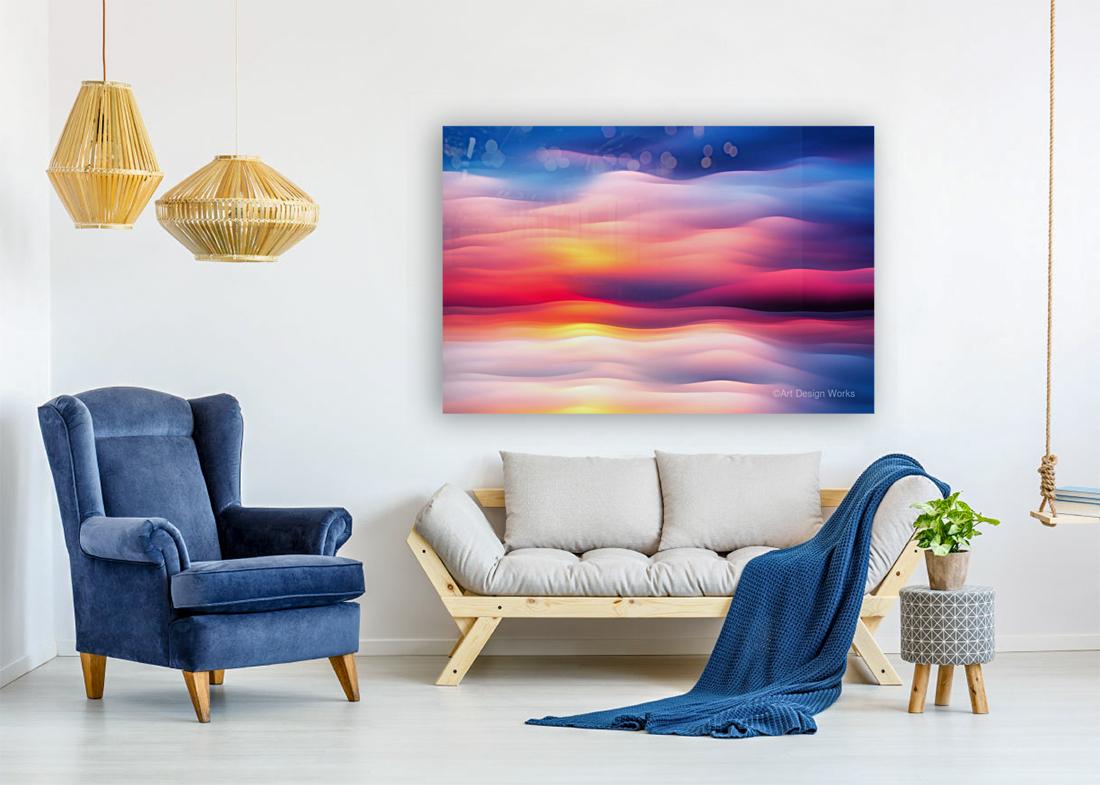 Abstract Movement XVIII  Art