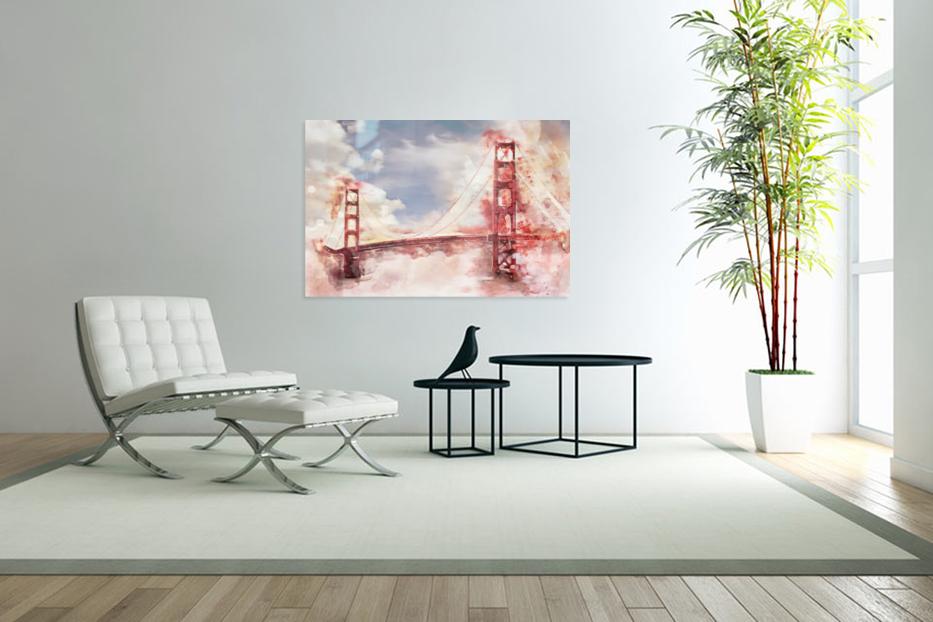 Golden Gate Bridge  Art