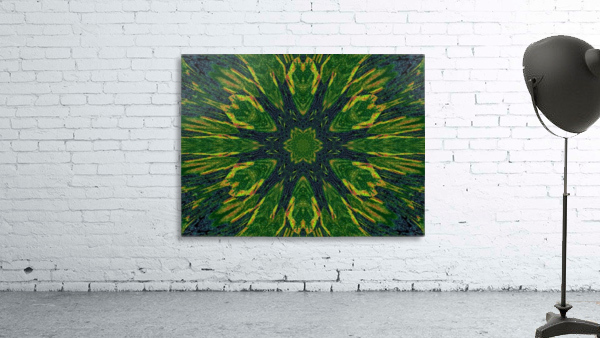 Green Flower 4