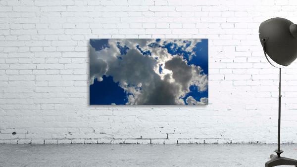 clouds222222 Print