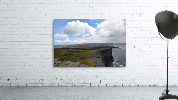 INIS MOR, THE ARAN ISLANDS Print