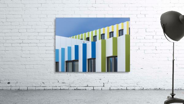 Triple facades
