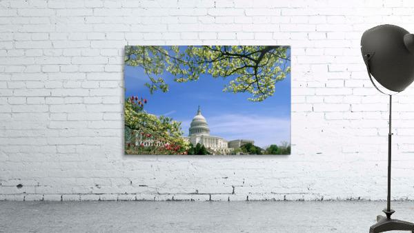 R.Watts; Capitol Building Washington, Dc