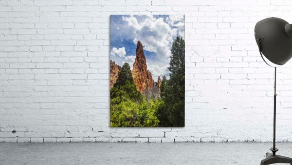 Garden of the Gods; Colorado Springs, Colorado, United States of America