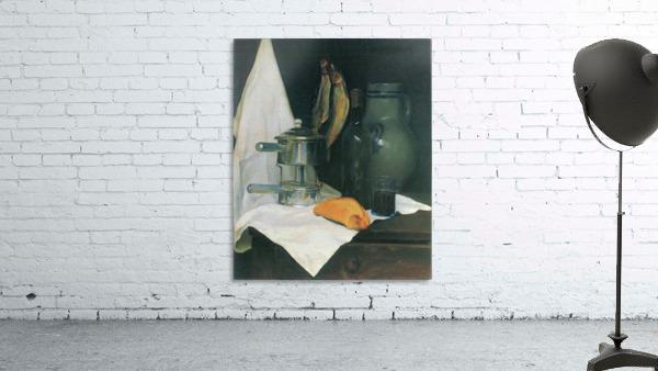 Still Life with Herrings by Felix Vallotton