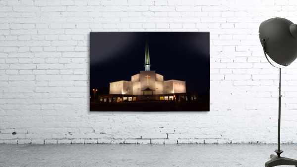 KNOCK SHRINE, CO.MAYO Print