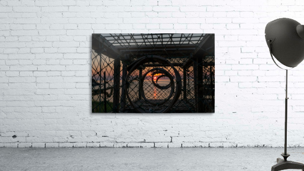 Trapped Sunset