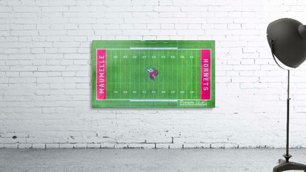 Maumelle, AR   Hornets Football Field