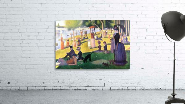 Sunday at La Grande Jatte by Seurat
