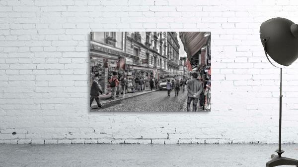 Streets of Paris - Montmartre