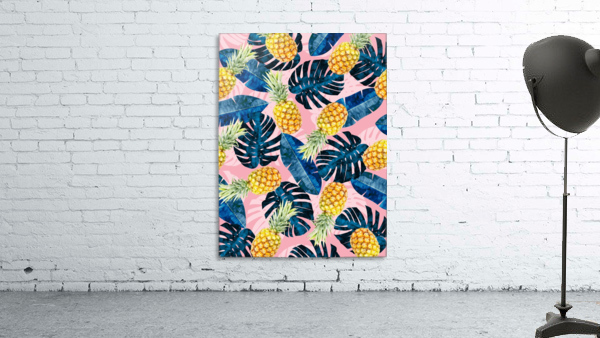 Tropical and exotic pattern
