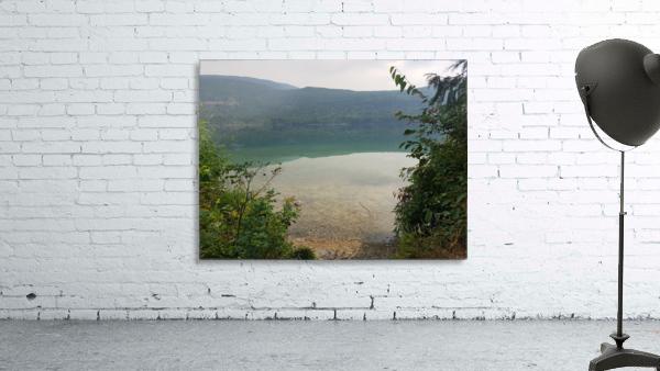 Crystal Clear White Lake