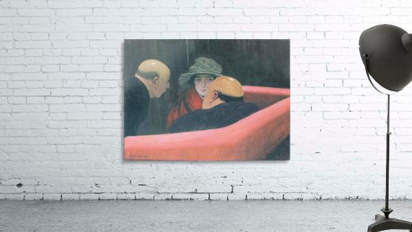 The chaste Susanne by Felix Vallotton