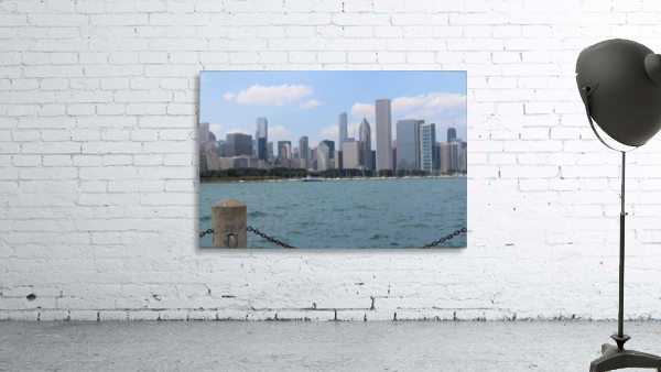 Chicago from the other side