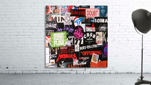 Rock & Roll Stickers