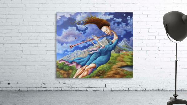 Windy Flutist