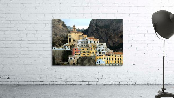 Amalfi  Old Town - Italy