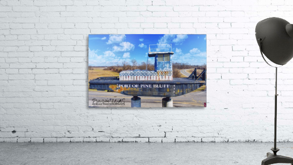 Pine Bluff, AR | Port Sign