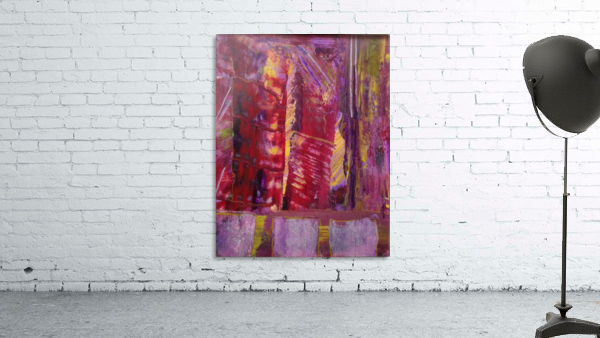 Change is Inevitable Abstract Painting