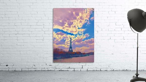 River & Eiffel