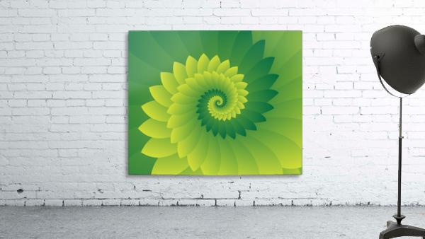 Shiny Greeny Art